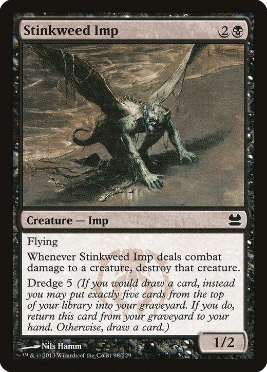 Stinkweed Imp image