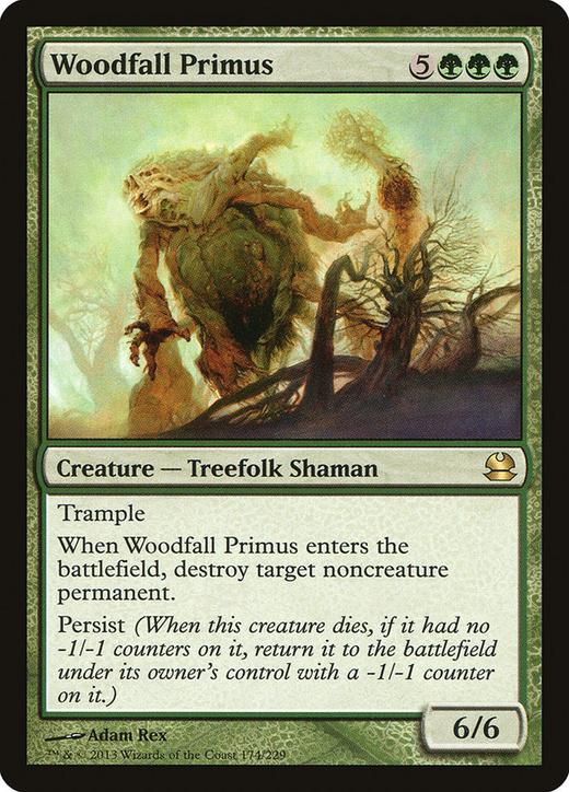 Woodfall Primus image