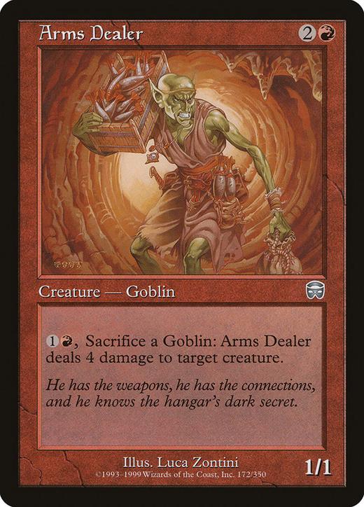 Arms Dealer image