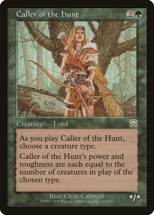 Caller of the Hunt image
