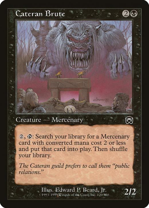 Cateran Brute image