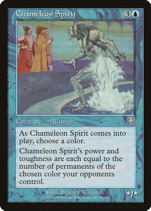 Chameleon Spirit image