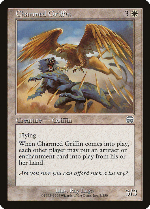Charmed Griffin image