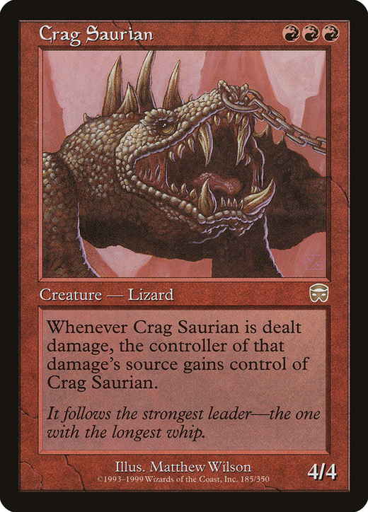 Crag Saurian image