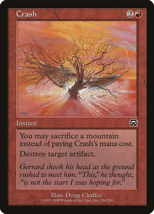Crash image