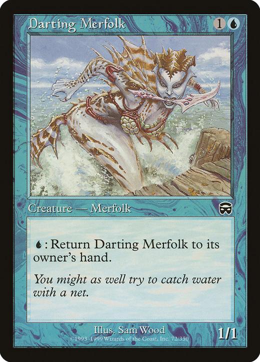 Darting Merfolk image