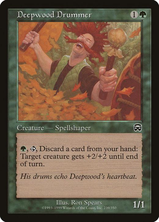 Deepwood Drummer image