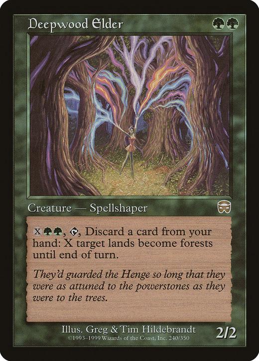 Deepwood Elder image