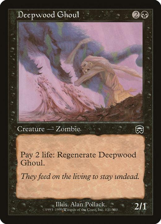 Deepwood Ghoul image