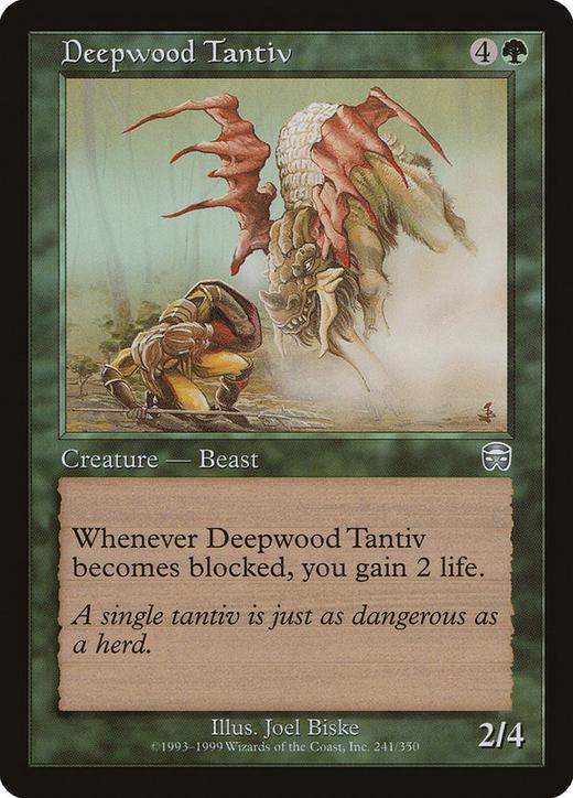 Deepwood Tantiv image