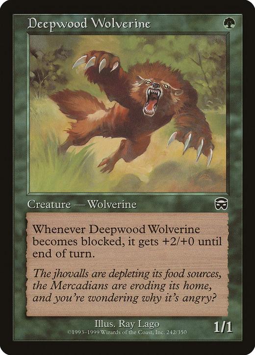 Deepwood Wolverine image