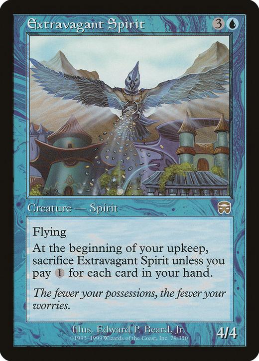 Extravagant Spirit image