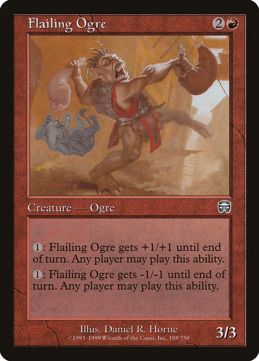 Flailing Ogre image