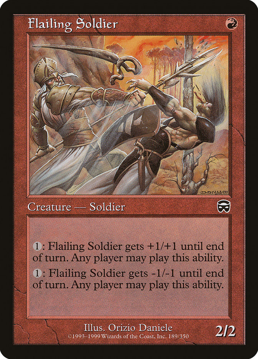 Flailing Soldier image