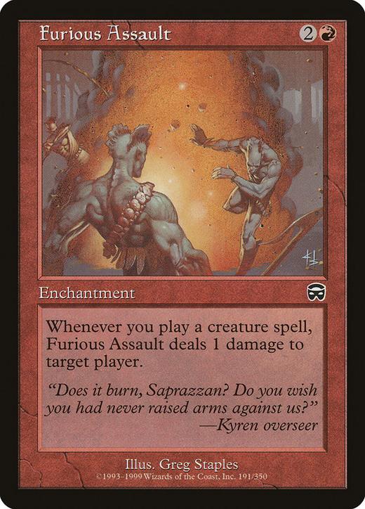 Furious Assault image