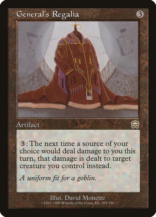 General's Regalia image