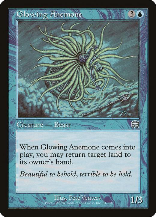 Glowing Anemone image