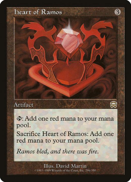 Heart of Ramos image