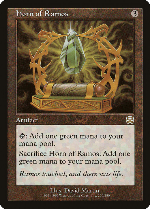 Horn of Ramos image