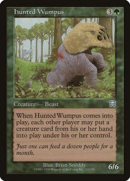 Hunted Wumpus image