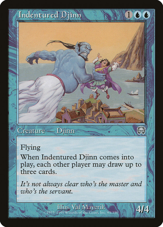 Indentured Djinn image