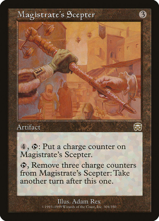 Magistrate's Scepter image