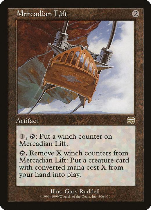 Mercadian Lift image