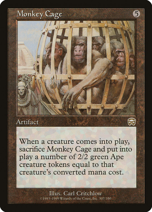 Monkey Cage image