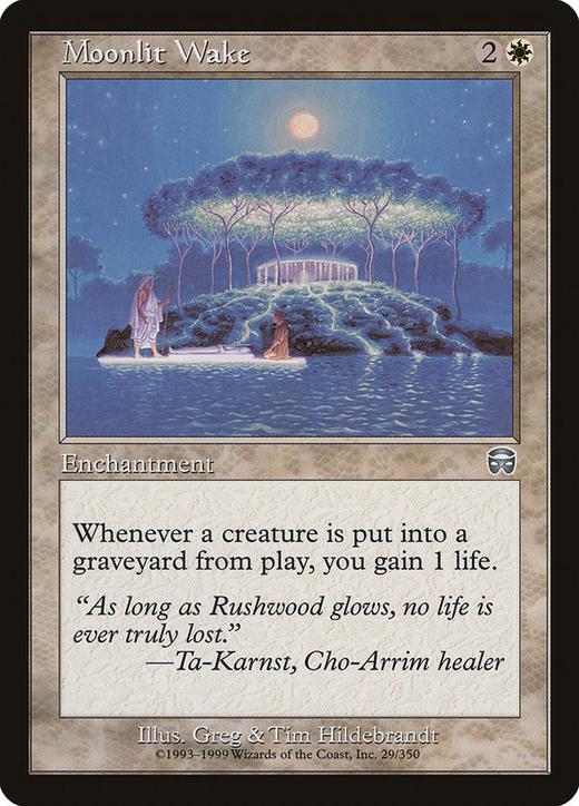 Moonlit Wake image