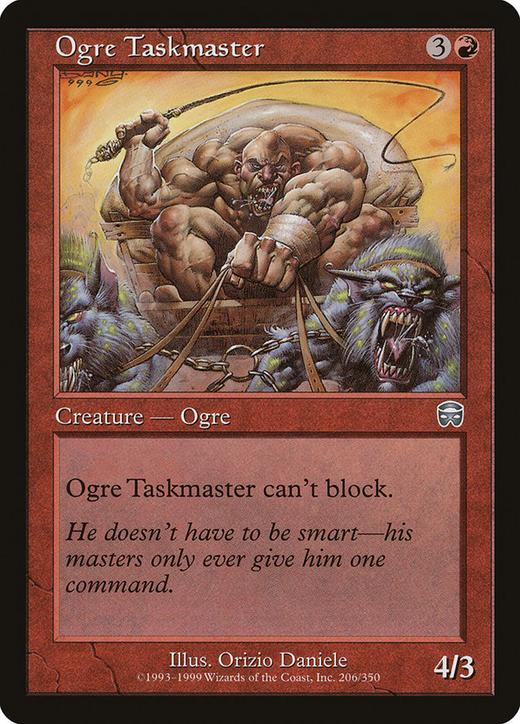 Ogre Taskmaster image