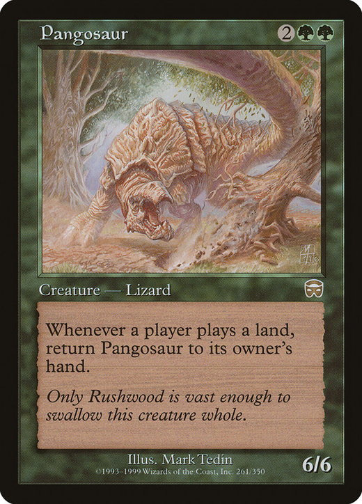 Pangosaur image