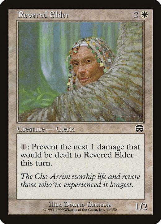 Revered Elder image