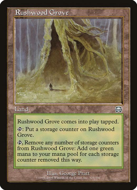 Rushwood Grove image