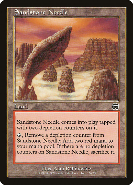 Sandstone Needle image