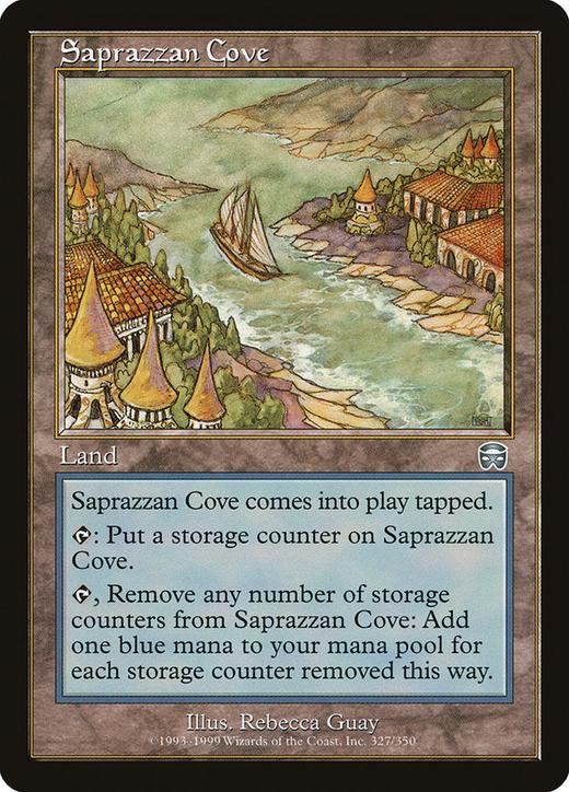 Saprazzan Cove image