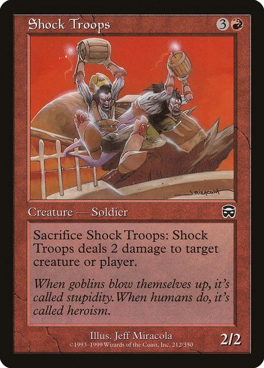 Shock Troops image