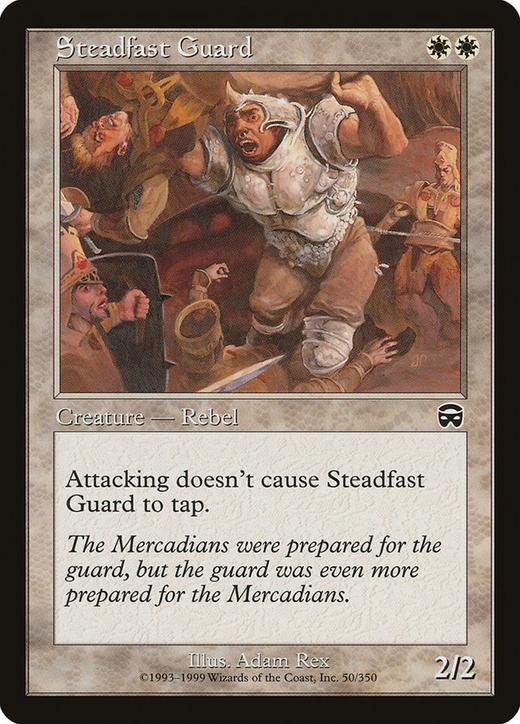 Steadfast Guard image