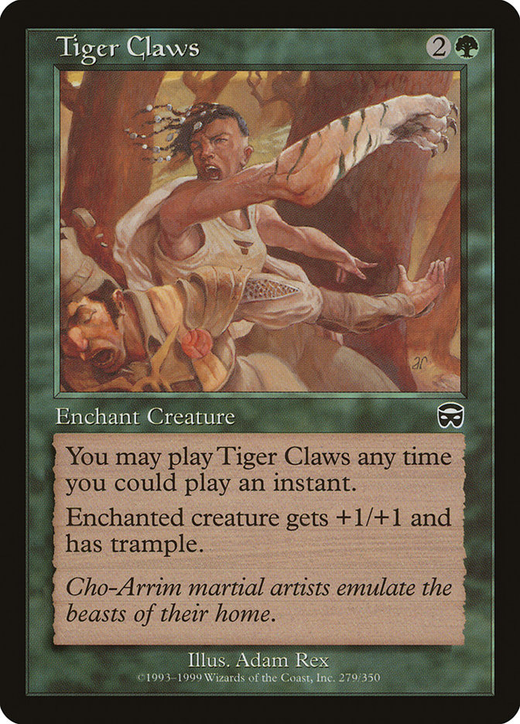 Tiger Claws image