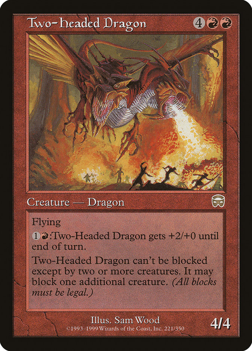 Two-Headed Dragon image