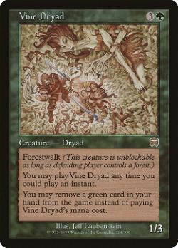 Vine Dryad image