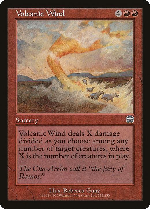 Volcanic Wind image