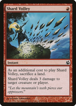 Shard Volley image