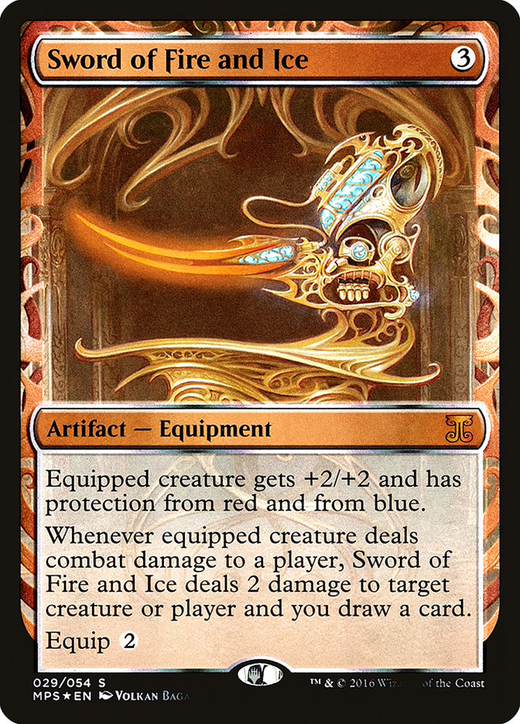 Sword of Fire and Ice image