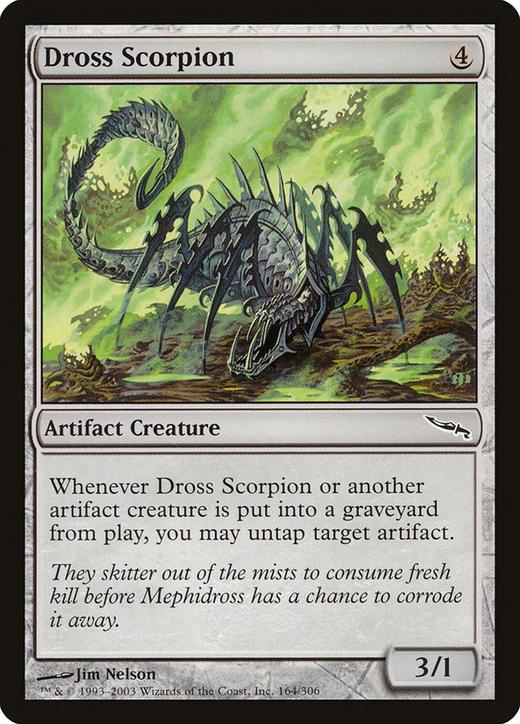 Dross Scorpion