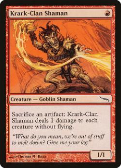 Krark-Clan Shaman image