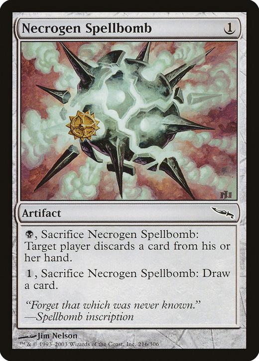 Necrogen Spellbomb image