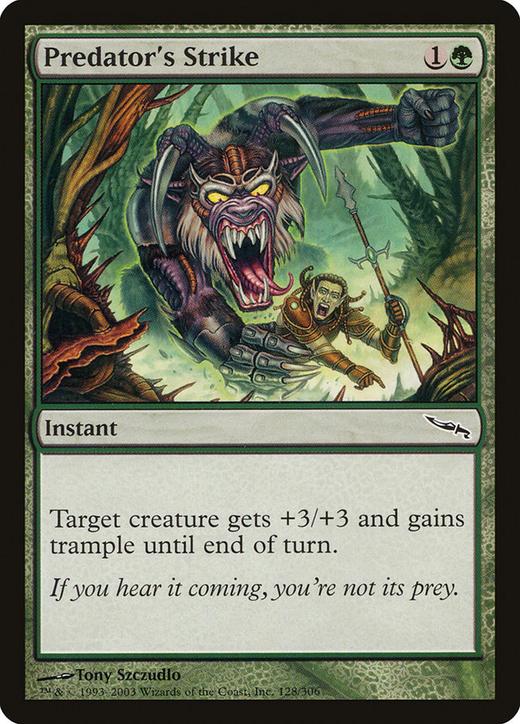 Predator's Strike image