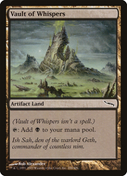 Vault of Whispers image