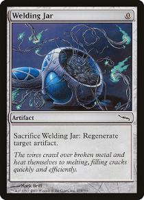 Welding Jar image