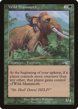 Wild Mammoth image